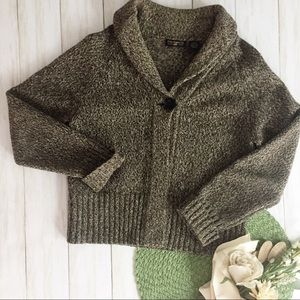 Vintage Polo Jeans Co. Wool Cardigan - M